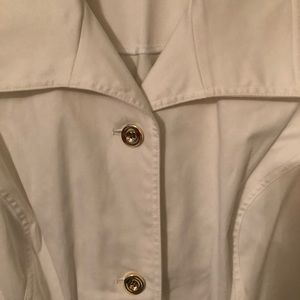 Charter Club Jackets & Coats - Spring jacket white